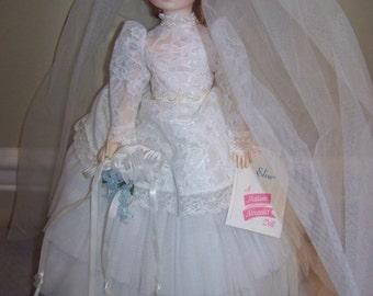 Elise bride doll Madame Alexander 18 inch 1966