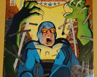 1989 DC Comics - Justice League International - #25 - April 89- in Near Mint Condition