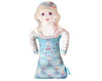 NEW - Marie Antoinette - Handmade Soft Art Cloth Doll - LIMITED EDITION