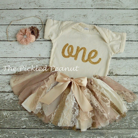 Vintage baby outfit shabby chic baby outfit 1st birthday - Shabby chic outfit ideas ...
