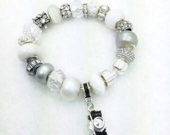 Camera Charm Bracelet