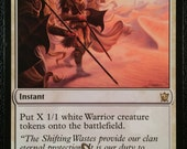 Secure the Wastes, Limited Edition Magic The Gathering Artist Proof Card, By Scott Murphy