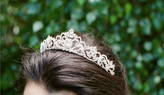 SELINA Bridal Tiara