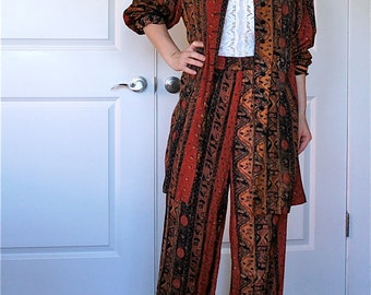 Tribal Printed Loungewear