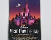 Disneys Music from the Park by Disney Cassette Walt Disney Records