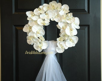 summer wreath wedding wreath for tulle front door wreaths decorations decor weddings decor flowers decorations summer celebrations