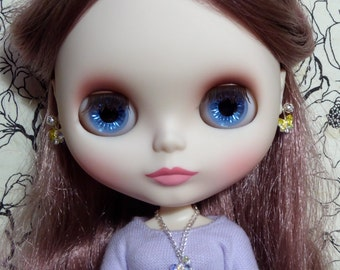 Swarovski Crystal Butterflies - Necklace and Earring Set for your BlytheStar