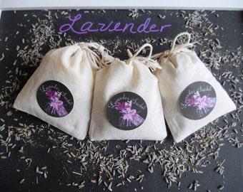Lavender Sachets, Lavender Bridal Shower Favors, Wedding Favors, Baby Shower Favors, Party Favors, Lavender Thank You Gift, Set of 25, 3 x 4