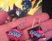 BAMF Earrings