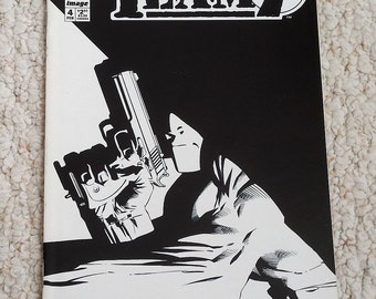 Team 7 Comic Book  Image Comics, Vol 1, No 4 February 1995, First Printing