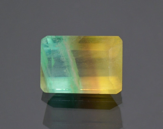 Lovely Multi Color Fluorite Gemstone from Argentina 9.73 cts.