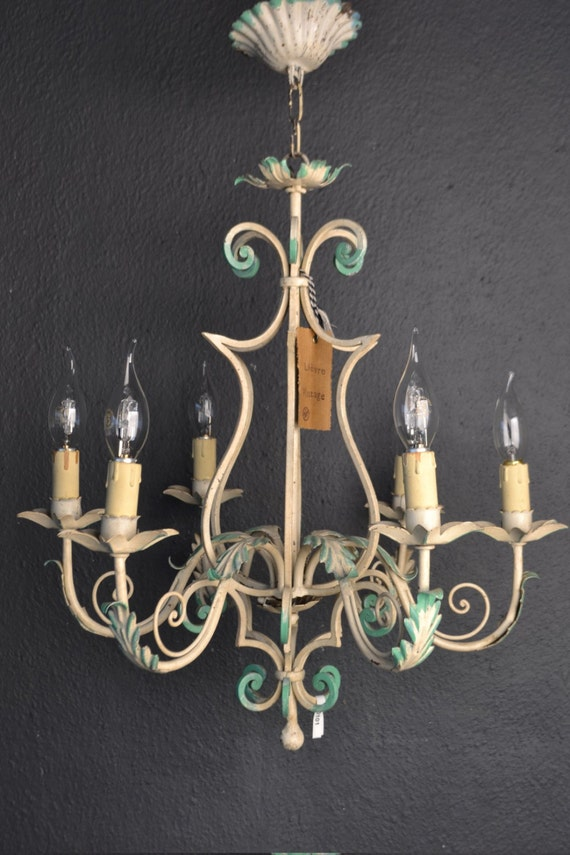 Beautiful old chandelier