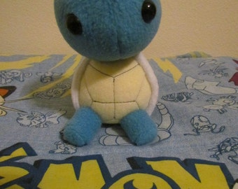 Chibi Squirtle Plush - MADE TO ORDER