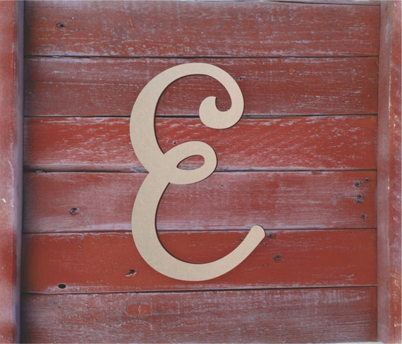 large wooden letters large wooden letters unfinished unpainted decorative font 22697 | il 570xN.981553526 plxj