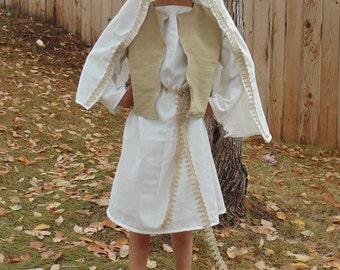 Little Shepherd Boy's Nativity Costume