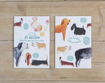 Woof Woof Notebook