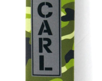 Camouflage Camo Seat Belt Cover, Car Gifts for Him, Gifts for Kids, Masculine Car Decor Monogram Personalized Custom Car Accessories