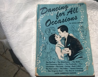 Dancing for All Occasions book 1962