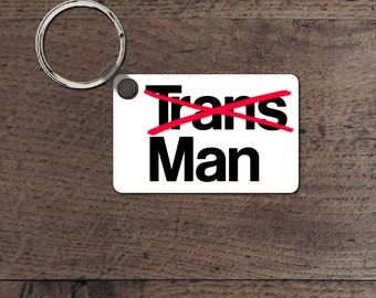 Transman key chain