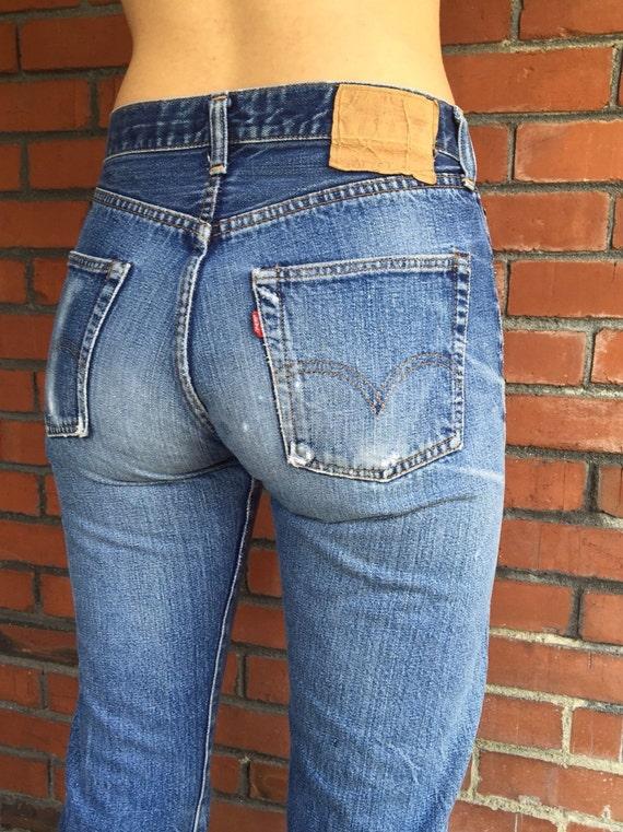 Low Rise Levis Mens Jeans