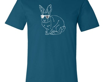 Rabbit T Shirt, Bunny Shirt