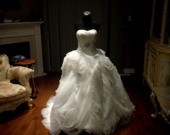 Wedding Gown, wedding dress, plus size wedding dress available
