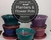 Small custom ceramic deco...