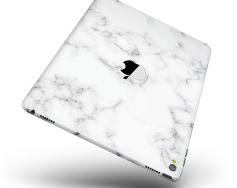 Slate Marble Surface V55 Full Body Skin Decal for the Apple iPad Pro, Air or Mini (All Models Available)