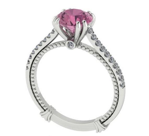 Wedding Diamond Rings Engagement Ring Proposal Ring White