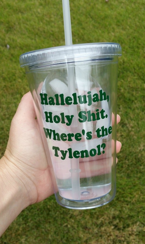 Christmas Vacation Inspired Tumbler-Christmas By