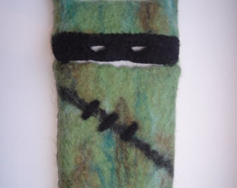 felted Iphone 6 case Spetsnaz