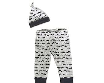 Little Man Baby Shower - Newborn Boys - Baby Shower - Mustache