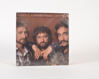 """TOMPALL and the GLASER BROTHERS - """"After All These Years"""" vinyl record"""