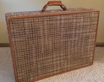 Large Hartmann Luggage suitcase