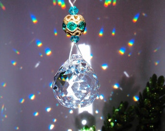 20mm crystal suncatcher
