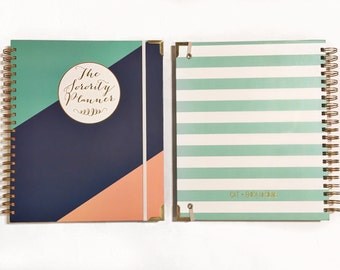 The Sorority Planner - Undated
