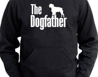 The dogfather French Brittany Hoodie