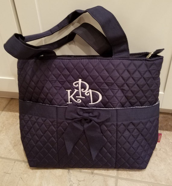 diaper bags monogrammed new solid colors by ellebcreations on etsy. Black Bedroom Furniture Sets. Home Design Ideas