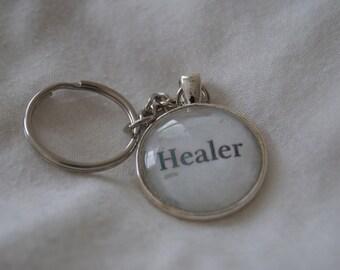 Healer Keychain