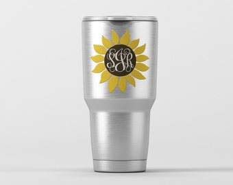 "Shop ""yeti cup monogram"" in Outdoor & Gardening"
