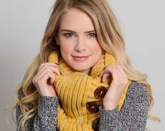 Kruegar - cowl scarf