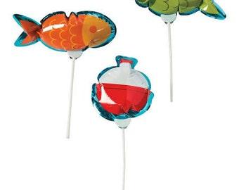 6/ Fishing Self Inflate Balloons