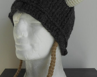 A handmade VIKING HAT