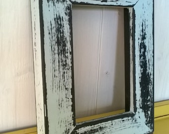 Thick Box Moulding Frame Shabby Chic Picture Frame Choice Of Colour **ANY 5 Frames 20 POUNDS OFF***