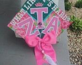 Custom Decorated Graduation Cap