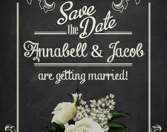 Save the Date, Weddings