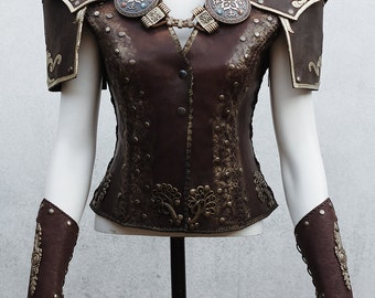 Thanneth Leather Armour
