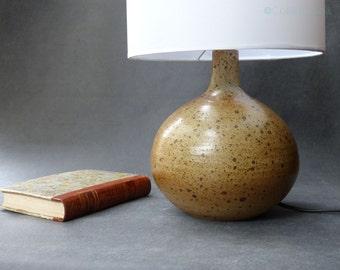 Vintage ceramic - Mid century Ceramic lamp table lamp
