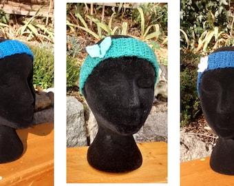 Crochet Headband / Alice Band