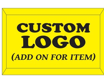 LOGO CHARGE (add to order)